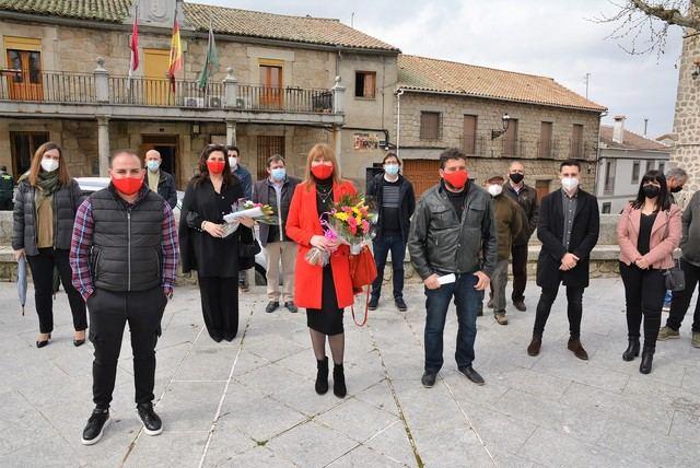 SAN PABLO DE LOS MONTES | Nueva alcaldesa tras la moción