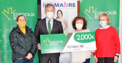 EUROCAJA | Premian el proyecto de Red Madre por su gran labor