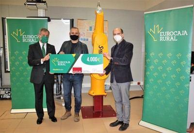 UCLM | Eurocaja premia la investigación científica contra la covid-19 con 4.000 euros