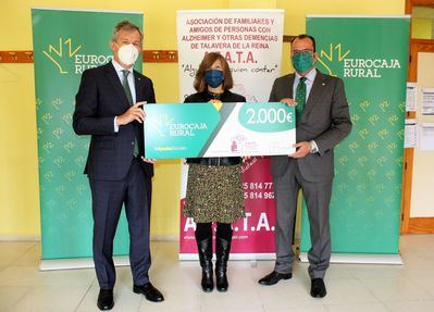 EUROCAJA | AFATA recibe una ayuda de 2.000 euros