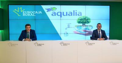 EUROCAJA | Se une a Aqualia para detectar y cuantificar la covid-19 en aguas residuales
