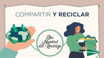El Corte Inglés apuesta por los productos de origen reciclado