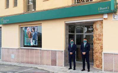 Eurocaja Rural inaugura una nueva oficina en Busot