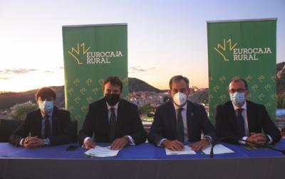 Fortaleza en la colaboración entre Eurocaja Rural y CEOE CEPYME Cuenca