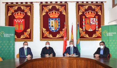 Eurocaja Rural suscribe un convenio millonario para la creación y ampliación de empresas