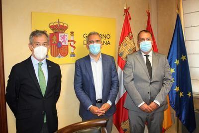 Eurocaja Rural muestra su apoyo al gobierno de Castilla y León a través del Plan de Expansión