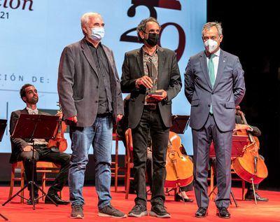Eurocaja Rural, junto a la cultura en los XXIX Premios Teatro de Rojas