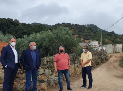 Destacan la inversión de la Junta en Castillo de Bayuela