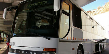 Autobús directo Talavera/Toledo