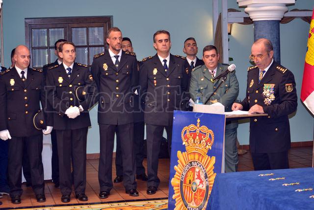 Galería de fotos de la celebración del patrón de la Policía Nacional en Talavera