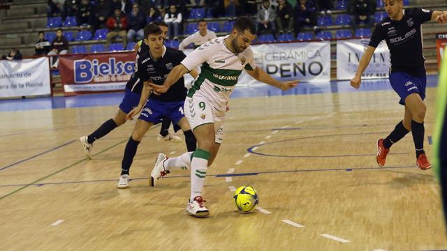 El Soliss FS Talavera paga caro el esfuerzo copero