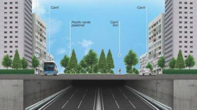 MADRID | Aprovechará la energía del soterramiento de la A-5 y Nuevo Norte