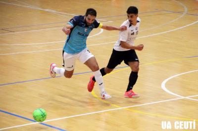 FUTSAL | El Soliss FS Talavera obtiene su primer punto de la temporada en Ceuta