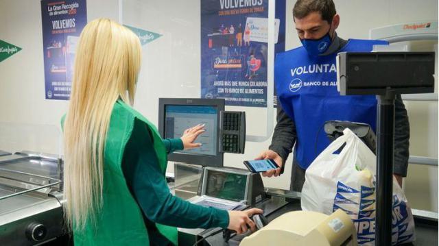 EL CORTE INGLÉS | Comienza la Gran Recogida 'virtual' para los Bancos de Alimentos (Talavera)