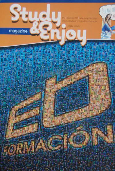 La revista 'Study & Enjoy' de Ebora Formación, este viernes con La Voz del Tajo