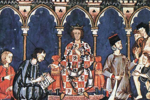 Toledo estrena web y redes sociales sobre Alfonso X El Sabio