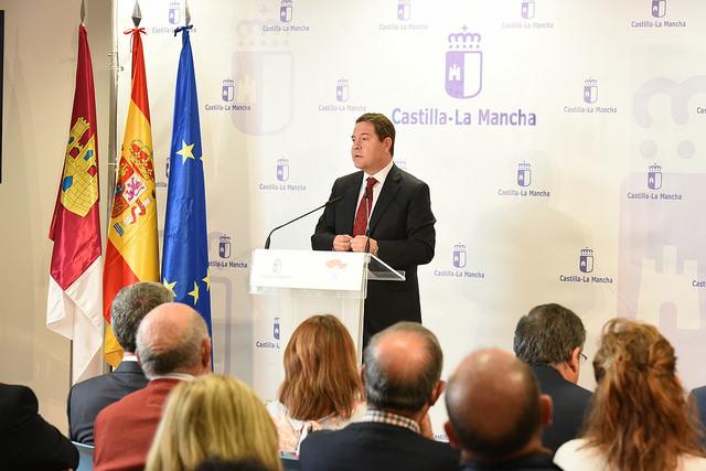 Page anuncia un Plan de Empleo 'Plus' que creará 400 trabajos en Talavera