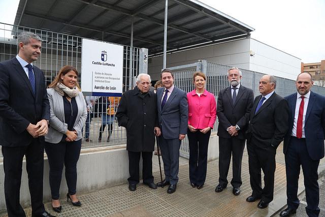 Inaugurado el CADIG 'Aurelio de León' en Talavera que contará con 58 plazas y generará 50 nuevos empleos
