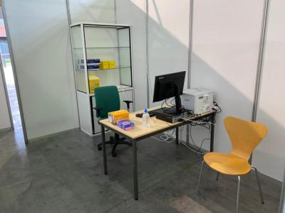 CORONAVIRUS | Talavera Ferial podrá realizar unas 500 pruebas Covid al día