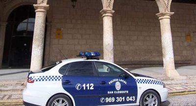 Policía Local de San Clemente