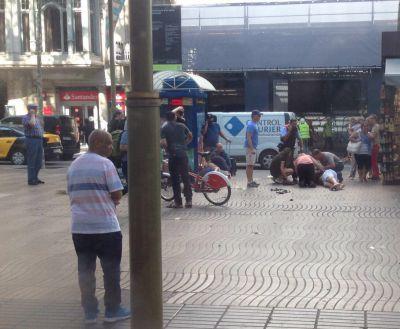 ACTUALIZACIÓN: La segunda furgoneta fue alquilada en Vic (Barcelona)