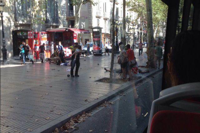 La CIA avisó hace dos meses del riesgo de atentado en Barcelona