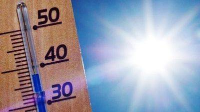 Las temperaturas serán más altas de lo normal a partir del domingo, superando los 40ºC