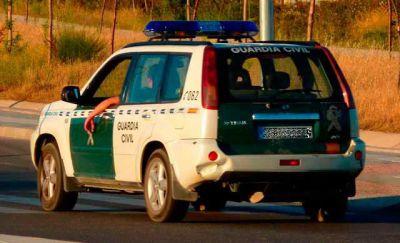 Efectivos de Albacete colaboran en la búsqueda de un menor desaparecido