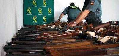 La Comandancia de la Guardia Civil de Toledo acogerá una subasta de armas
