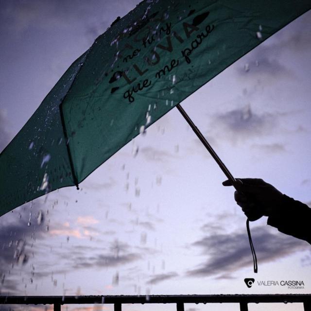 TALAVERA | '¡Al mal tiempo, buena cara!', por Valeria Cassina