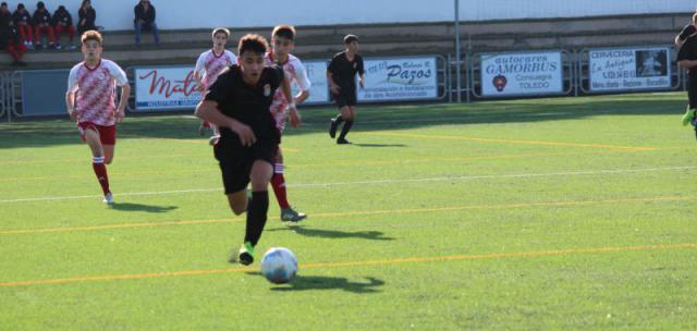 El día que marcó el único gol del combinado regional a Castilla y León.