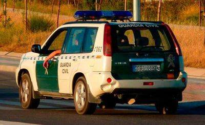 La Guardia Civil detiene a dos personas e incauta más de un kilo de hachís