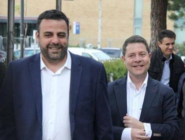 García-Page y Blanco, proclamados precandidatos a la Secretaría General del PSOE de CLM