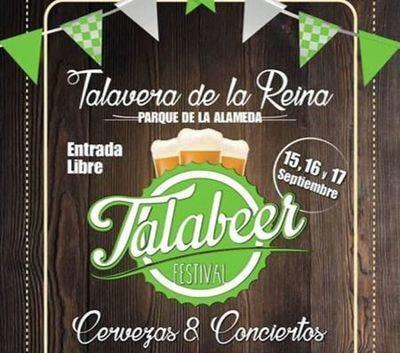 'TalaBeer Festival' reunirá en Talavera a las cerveceras más destacadas del país