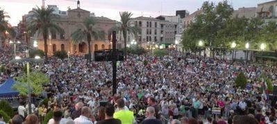 ¡Linares 1 - Talavera 0! La ciudad con más paro de España se echa a calle a pedir soluciones, Talavera la sexta….