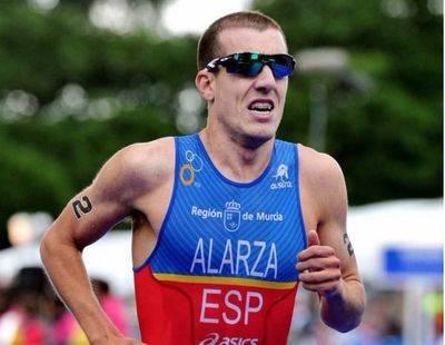 El talaverano Fernando Alarza, quinto en el Campeonato del Mundo de Triatlón
