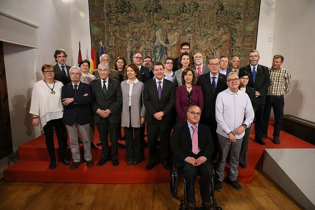 CLM destina 45 millones a través de 166 entidades sociales de la región para atender a 8.000 personas con discapacidad