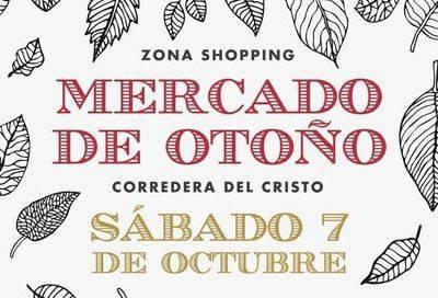 37 comercios de Talavera participarán este sábado en el I Mercado de Otoño