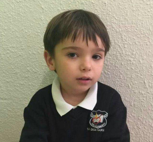 Hallan en buen estado al pequeño Daniel que había desaparecido en Navalcán