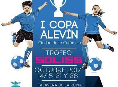 Este sábado se celebra el 'I Torneo Ciudad de la Cerámica, Copa Soliss' de fútbol 8 alevín