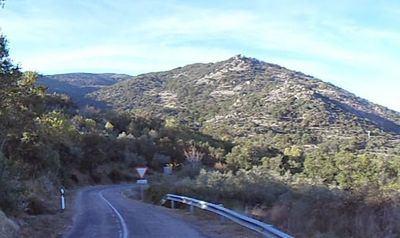 La Junta aprueba una inversión de 4 millones para mejorar las carreteras de la Sierra de San Vicente