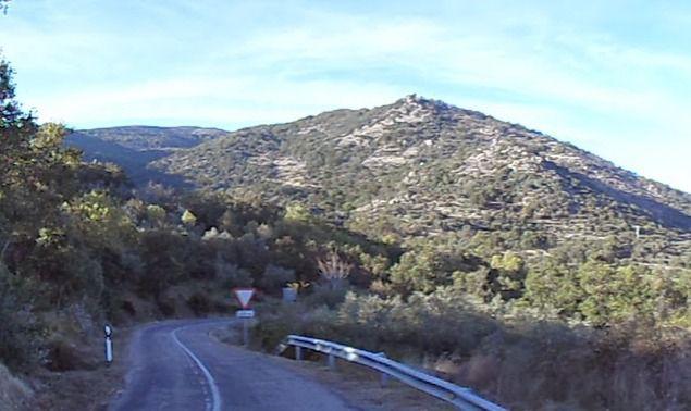 En marcha las obras de mejora y conservación en las carreteras de la Sierra de San Vicente