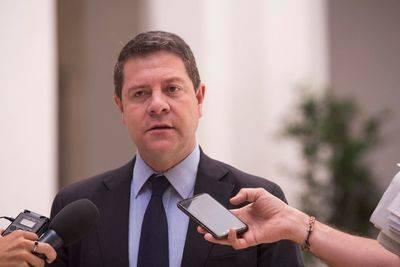 Presidente de Castilla-La Mancha, Emiliano García-Page/ Imagen de archivo
