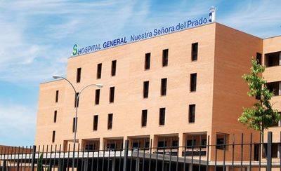 Trasladan al hospital a un juvenil del Ciudad de Talavera
