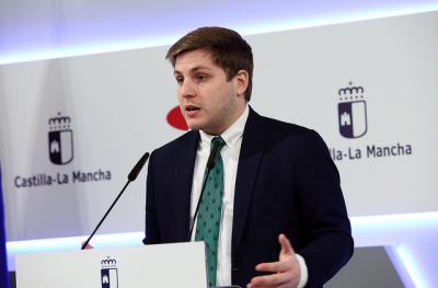 El portavoz del Gobierno regional, Nacho Hernando, informa de los acuerdos del último Consejo de Gobierno