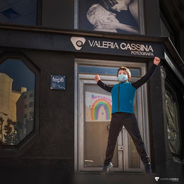 TALAVERA | 'Volver a empezar... seguro', por Valeria Cassina