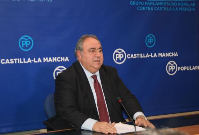 Vicente Tirado sale de la dirección nacional del PP