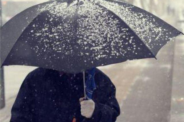 La provincia de Toledo en riesgo por nevadas este martes