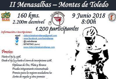 La II Marcha Ciclodeportiva Gran Fondo recorrerá varios pueblos de la provincia de Toledo