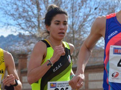 La talaverana Rocío Fernández estará en el Campeonato de España de 10.000 metros en pista